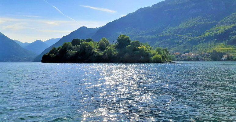 Comacina Island isola Comacina