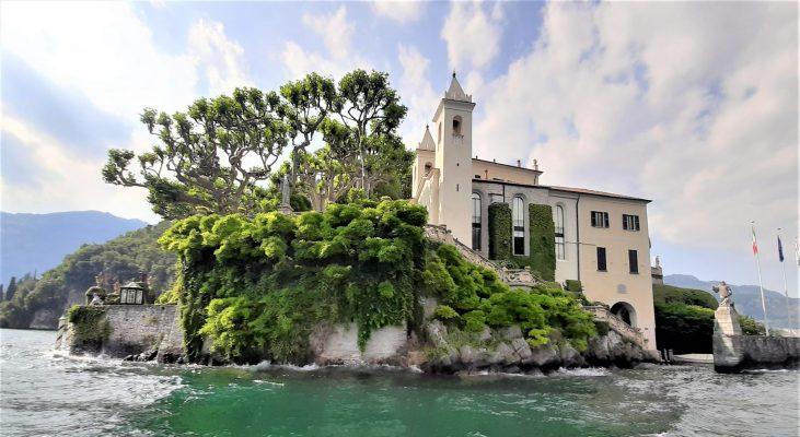 Villa on Comacina Island villa sull'Isola Comacina