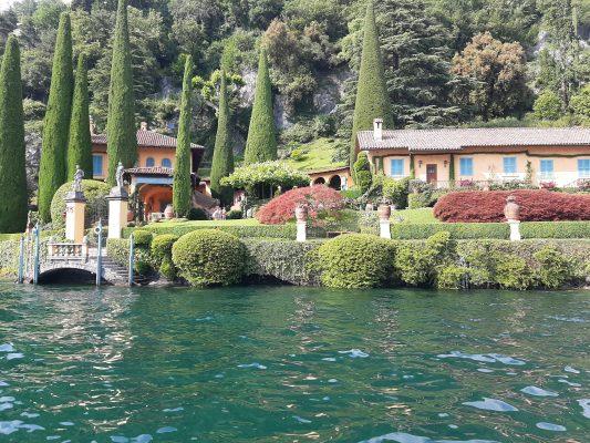 Villas near Como Lake ville vicino al Lago di Como