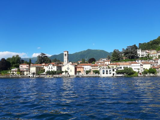 South Como Lake Lato sud del lago di Como